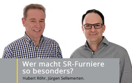 SR-Furniere: Unternehmen